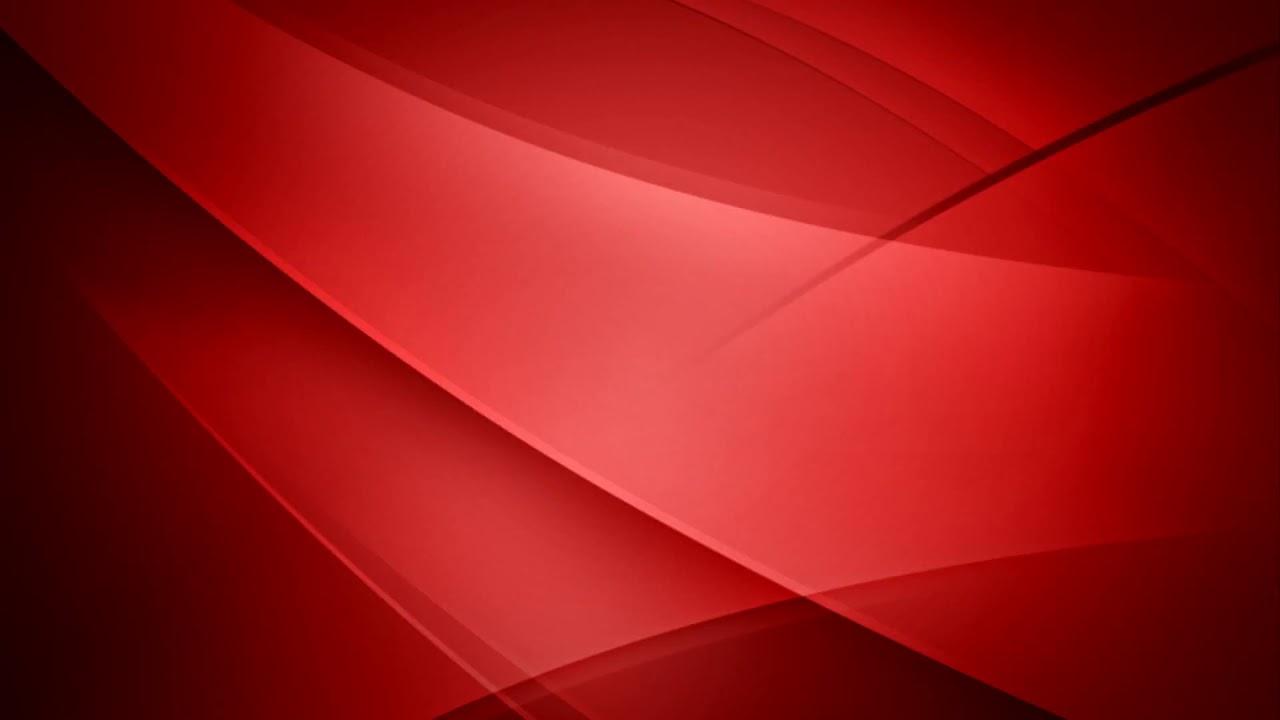 خلفيات حمراء Youtube