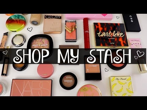 SHOP MY STASH #3 | UPDATE & PULLING NEW PRODUCTS