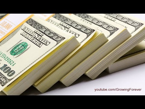 200 ★POWERFUL★ Abundance Affirmations & Images #1 - Wealth Prosperity Cash Law of Attraction Money