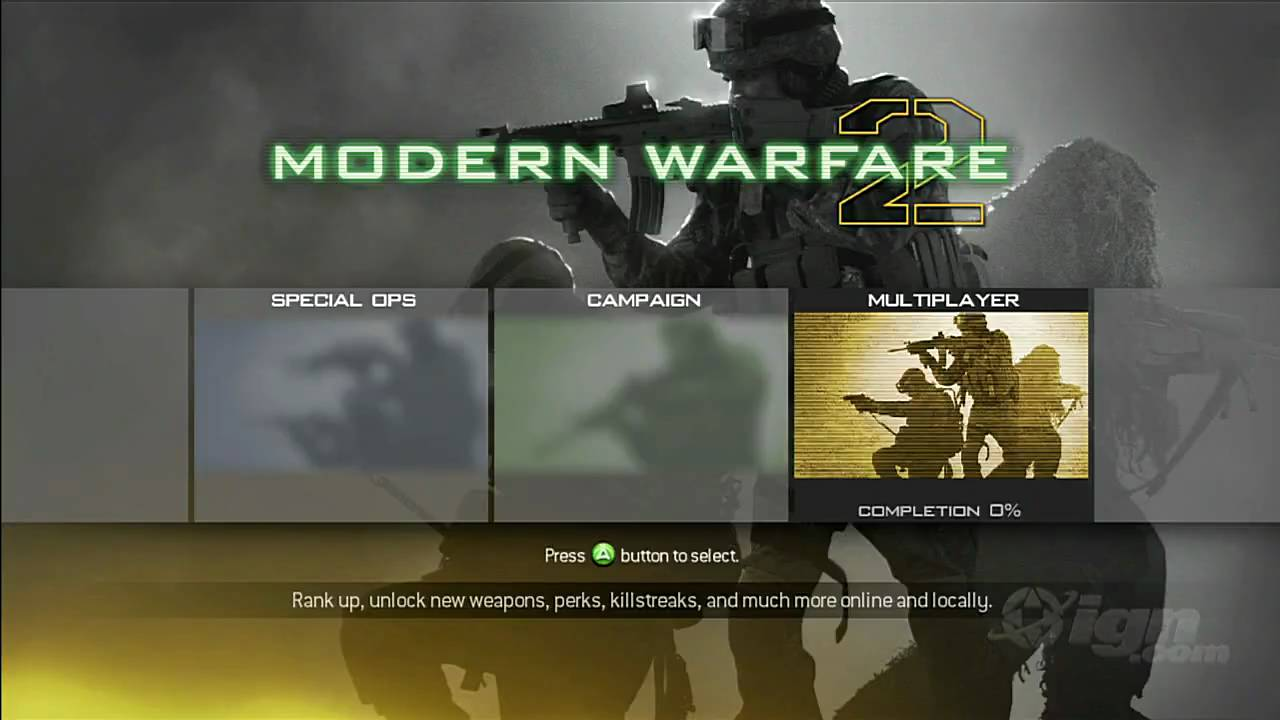 Call of duty modern warfare 2 ign rating - Call Of Duty Modern Warfare 2 Ign Rating 16