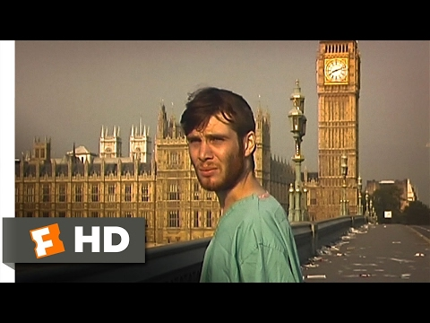 28 Days Later... (2002) || Cillian Murphy, Naomie Harris, Christopher Eccleston