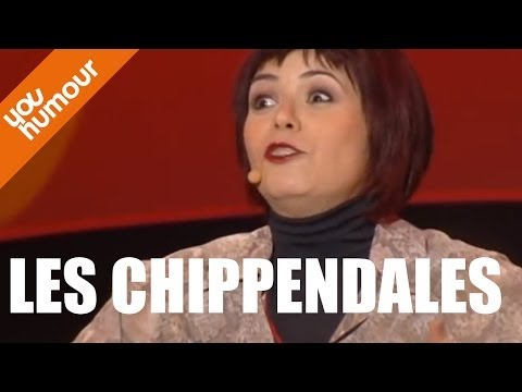 TRINIDAD, Les chippendales