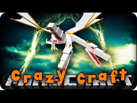 Crazy Craft Mod 1.8.8, 1.8.7, 1.8.4, 1.8.3, 1.8.1, 1.8 and 1.9