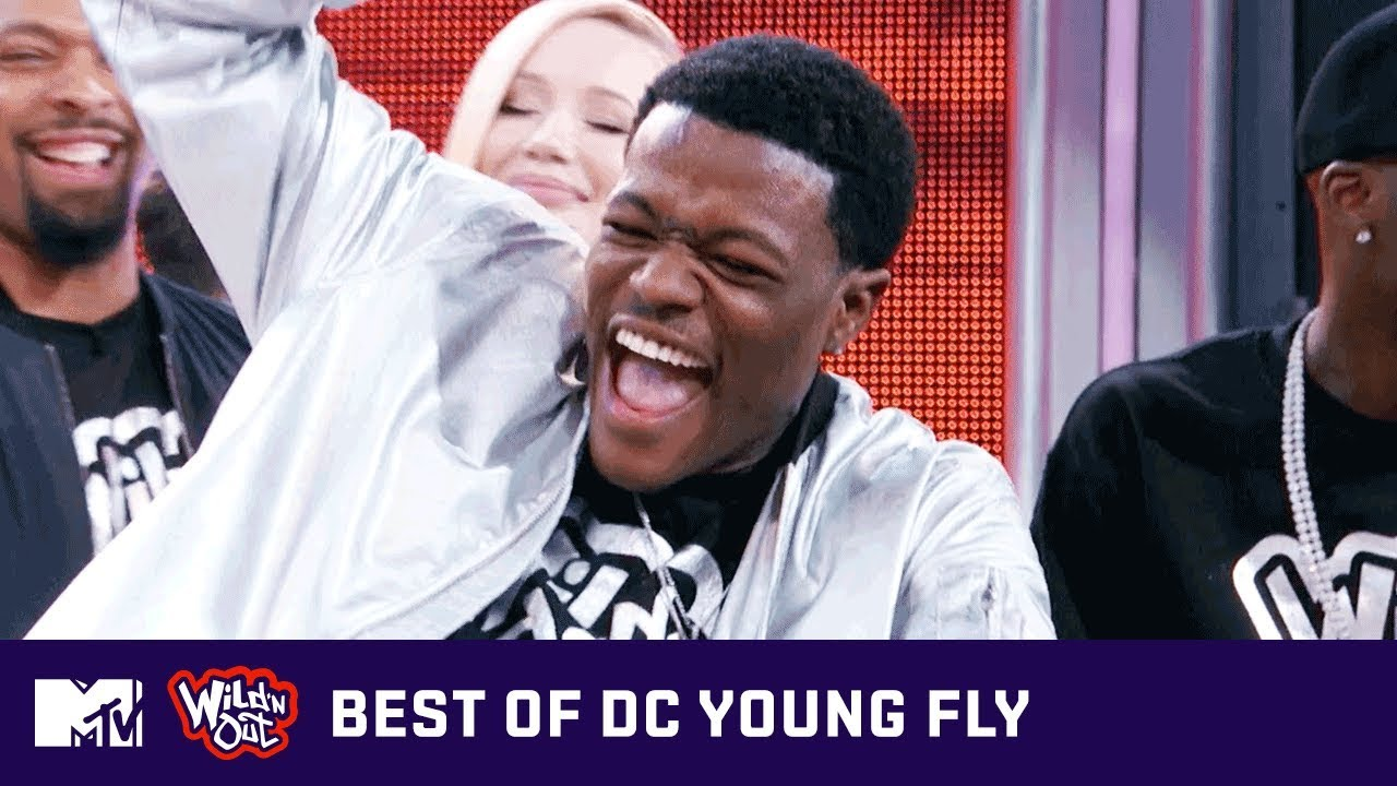 DC Young Fly's BEST Freestyle Battles ???? & Most Hilarious Insults (Vol. 1) | Wild 'N Out | MTV