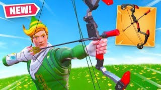 *NEW* Explosive BOOM Bow In Fortnite!