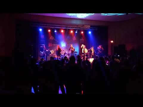 The Pogues tribute band - A Rainy Night In Soho (Live@Božidarac Belgrade, 22.12.2017.)