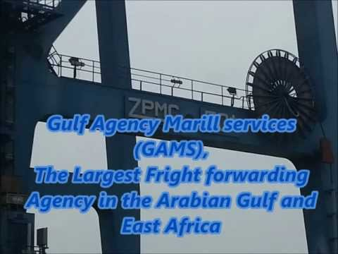 SOMALIA FREIGHT FORWARDING (GAMS) Somaliland Gulf Agency Marill Shipping Service