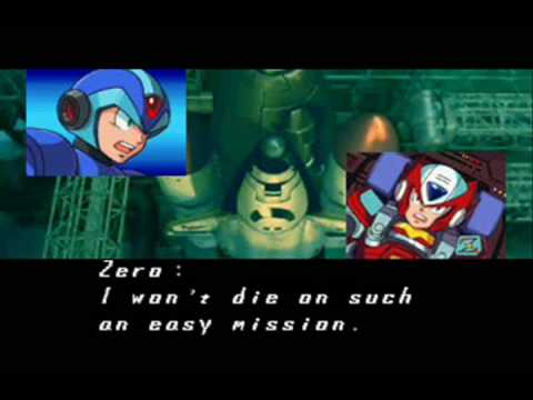The PrinceWatercress Blog: ClementJ64 plays Mega Man X5 - Part 8 of 15