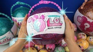 LOL Pearl Surprise Limited Edition Dev #LOL Sürpriz yumurta Oyuncak bebek kombin Bidünya Oyuncak