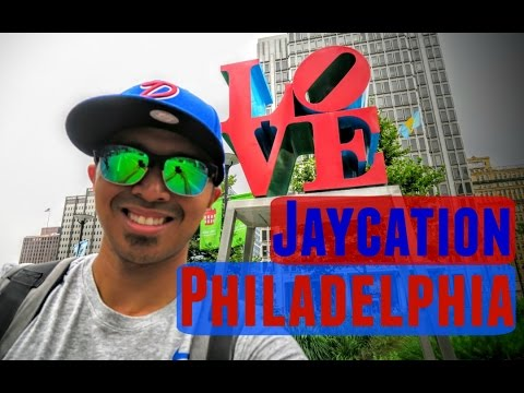 Explore Philadelphia, Pennsylvania in a day | Jaycation Trav