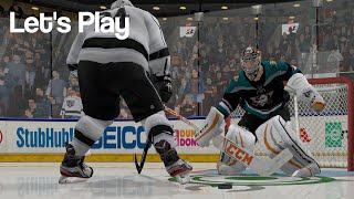Let's Play - NHL Hitz Pro 2019