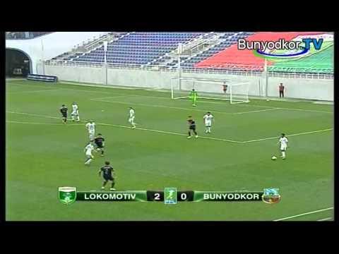 Oliy liga 2015 Game week 4 Lokomotiv   Bunyodkor 3 0 MATCH REVIEW