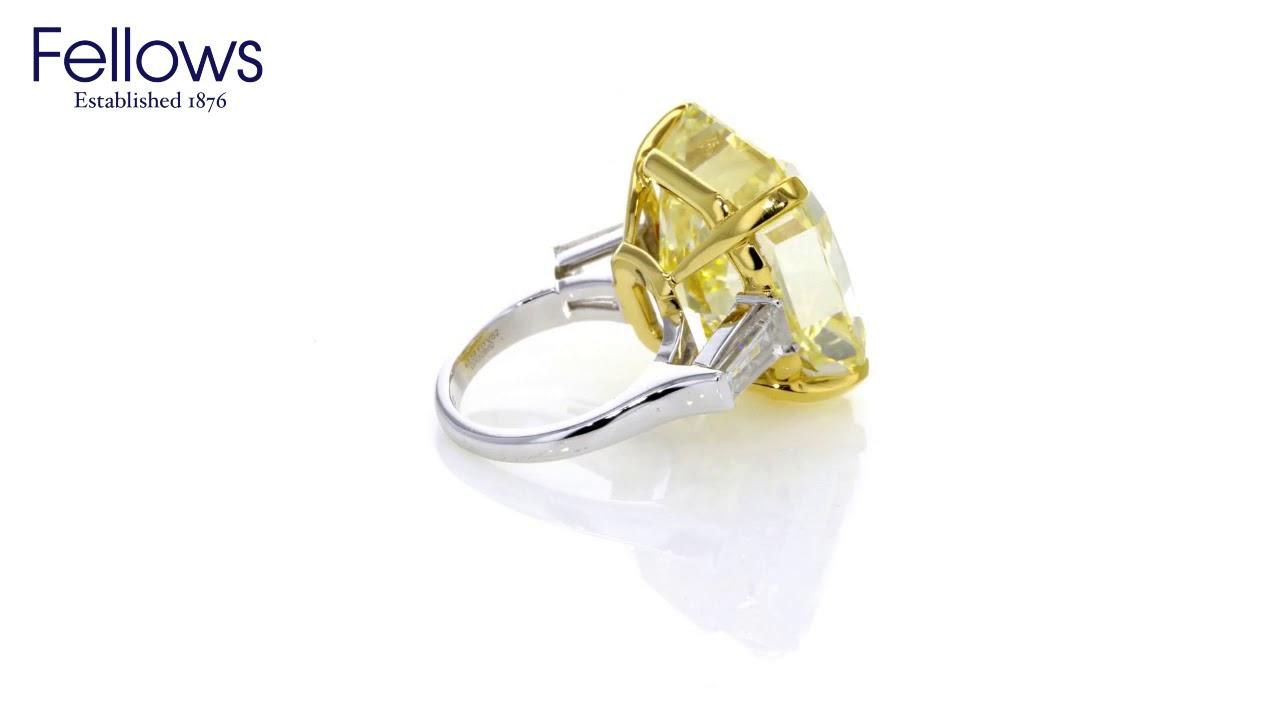 Graff Diamond Ring For Sale