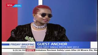One on one with Alicios |Guest Anchor