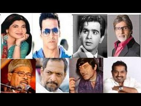 Indian film stars