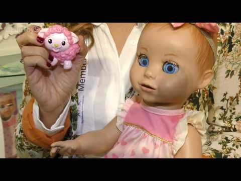 NEW! Luva♥bella Prototype By Spin Master First Look Toy Fair 2017