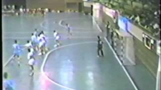 ハンドボール 桜台-日体荏原戦 延長? 1984