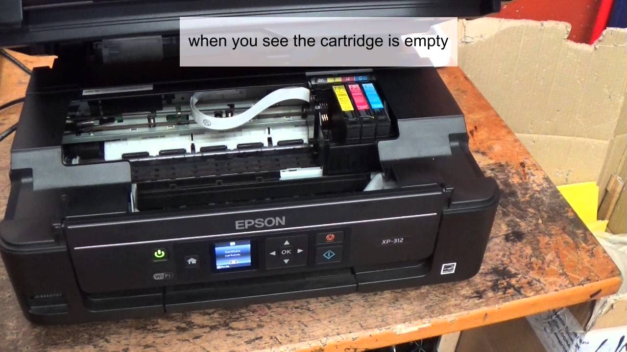 How to prolong the life of Epson inkjet Cartridges