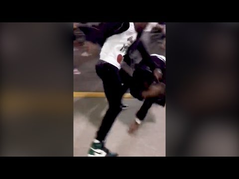 Fight breaks out after Lil Baby concert at Kean University