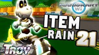 Mario Kart Wii Item Rain 21