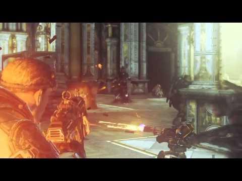 Gears of war 3 el juicio trailer oficial E3