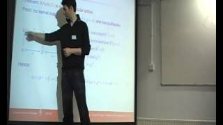 "Chris Heunen: ""Quantum logic in dagger kernel categories"""
