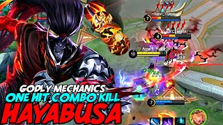 THIS IS WHY A FED HAYABUSA SHOULD NEVER BE UNDERESTIMATED! | MOBILE LEGENDS