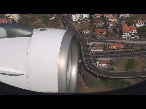 Flights TAP PORTUGAL Airbus A321 A319 Frankfurt Lisboa Madeira Airport