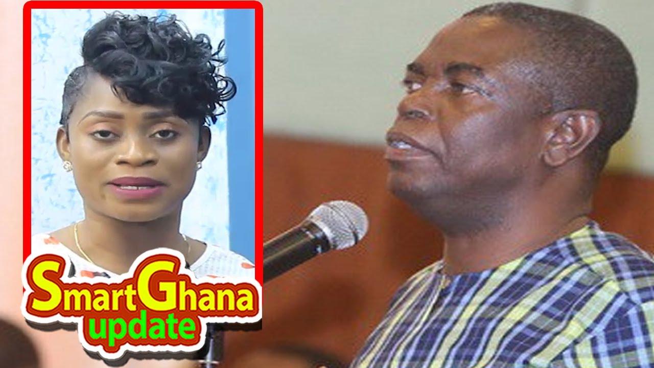 Ooh..Kwesi Pratt Shocked - Koku Anyidoho's Can Expose My Secrets - I'm Not Hiding Any Brown Envelope