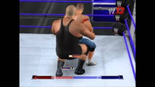 Wwe Raw Ultimate Impact 2012 - John Cena vs Big Show gameplay