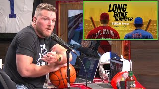 "Pat McAfee Reacts To The Sammy Sosa & Mark McGwire Documentary ""Long Gone Summer"""