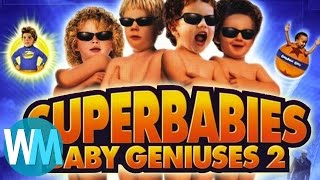 Top 10 Worst Family Movies of All Time