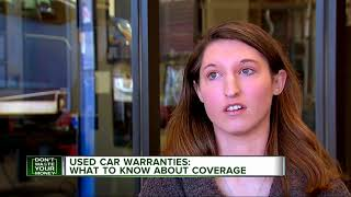 Used Car Warranties: What to Know About Coverage thumbnail