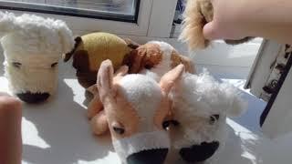 Моя коллекция the dog collection. Декоративные собаки. Часть 1.