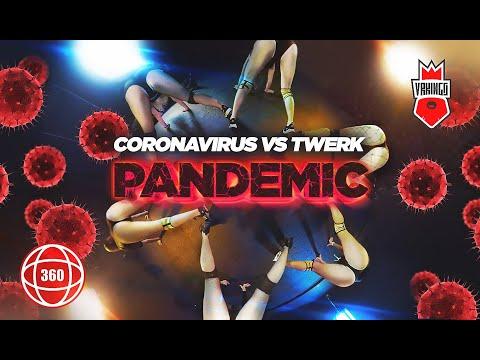 TWERK VS CORONAVIRUS