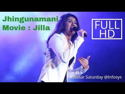 #Stellar Saturday @ INFOSYS | 2017 | Jingunamani From Jilla | Tamil Hit