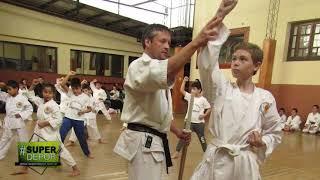 Abrieron las inscripciones para karate en el Club Huracán de Trelew