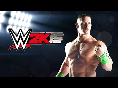 Lets Play: WWE 2K15 - Learning How to Wrestle - Part 1
