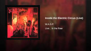Inside the Electric Circus (Live)