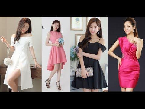Gợi ý Mẫu Váy đầm Dự Tiệc Cưới đẹp Nhất Năm 2018