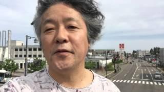 YouTube動画:茂木健一郎の旅ラン、新潟県上越市。