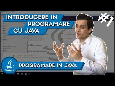 💻 Programare in JAVA: Tutorial de Programare pentru Incepatori | Programare in Java #1