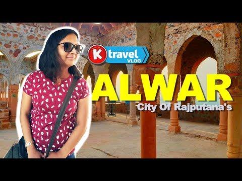 ALWAR IN A DAY | Exploring Siliserh lake, Alwar fort & Karni Mata Temple | Alwar Travel Vlog