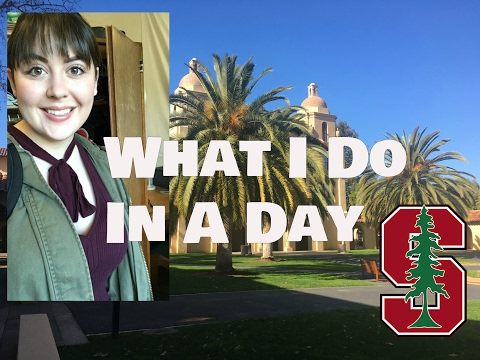 A Day In The Life Of A Stanford Student