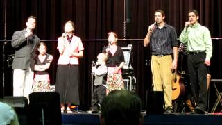 Gospel Echoes Crossroads (Victory in Jesus / There is Power in the Blood) 06-08-12