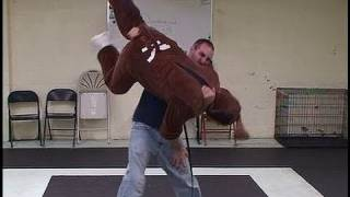 How Not To Train A Dog - Alpha Roll By K9-1.com