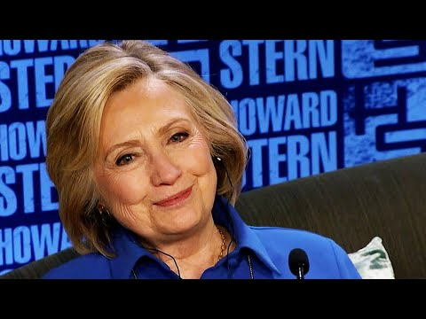 Hillary Bashes Bernie On Howard Stern