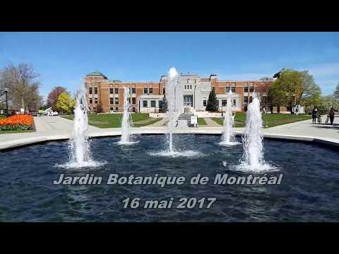 Jardin Botanique de Montréal, 2017-05-16