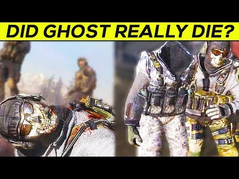 "The Truth About Simon ""GHOST"" Riley (LOST FOOTAGE) MW4 Possible?"