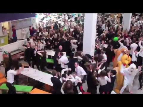 St John's RC Academy Harlem Shake for SCIAF 2013
